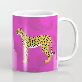 Cheetah Jungle Glam Coffee Mug