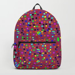 Colorful Rain 13 Backpack