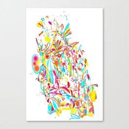 Holy Massive Canvas Print