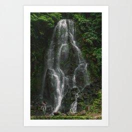 Azores I, 2017 Art Print