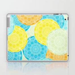 Mandala pattern Laptop & iPad Skin