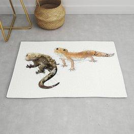 Geckos Rug