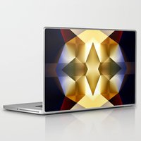 pear Laptop & iPad Skins featuring Pear by Cs025