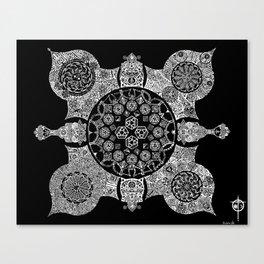 Free The Sultan Canvas Print