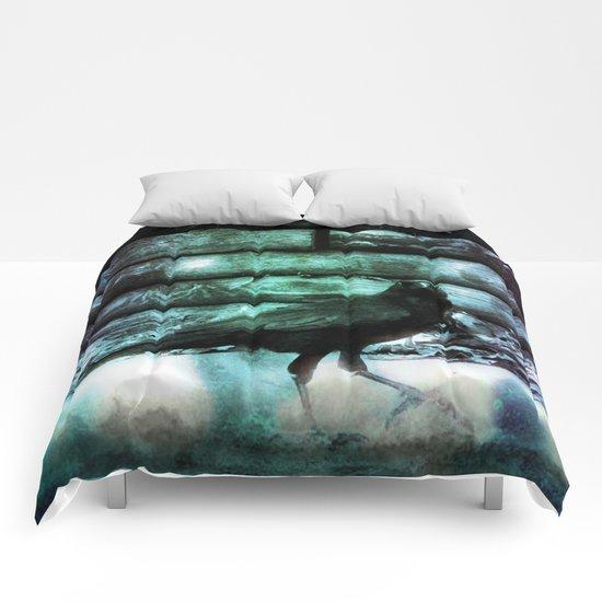 I Am Crow Comforters