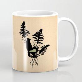 Kentucky - State Papercut Print Coffee Mug