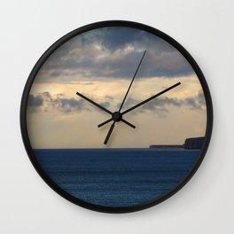 Float Away Wall Clock