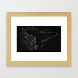 Japan(my favorite) Framed Art Print