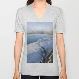 Road to Nowhere Unisex V-Neck