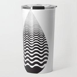 Water Drop Travel Mug
