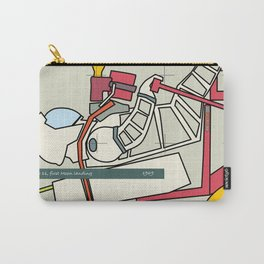 Astronaut 1969 Carry-All Pouch