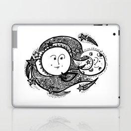 The Sun and Her Sunshine Laptop & iPad Skin