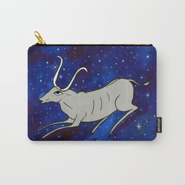 Astrology: Taurus Carry-All Pouch