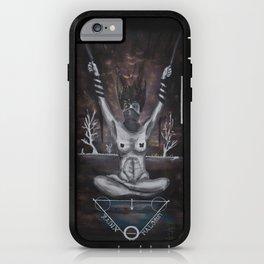 Radix Malorum iPhone Case