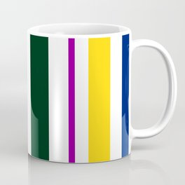 Stripes in colour 1 Coffee Mug