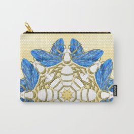 Heavenly Bees Carry-All Pouch