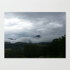 Skyclad Canvas Print