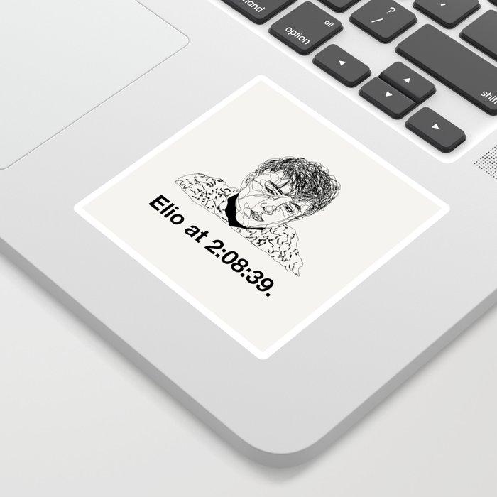 Elio Sticker