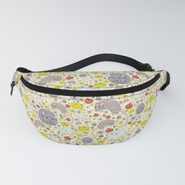 Pet Rats and Mice Fanny Pack