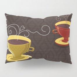 Coffee Time Pillow Sham