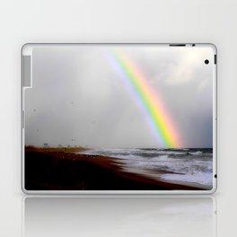 Huntington Beach  Rainbow Laptop & iPad Skin