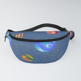 Blooms Fanny Pack