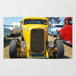 1932 Ford Coupe Rug
