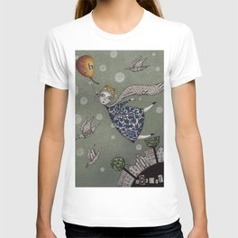 You can fly, Mary! T-shirt