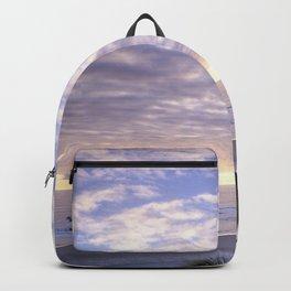 Carol M Highsmith - Sunrise on a Florida Beach Backpack