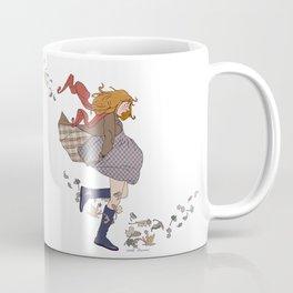 sous le vent Coffee Mug