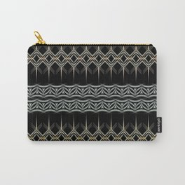Abstract pattern 01 Carry-All Pouch