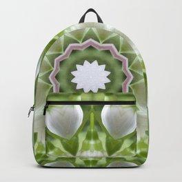 White Hearts Backpack