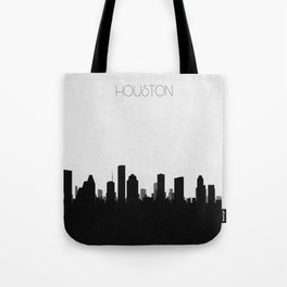 City Skylines: Houston Tote Bag