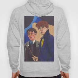 Wizard Brothers Hoody