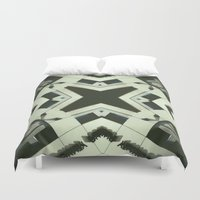 architect Duvet Covers featuring Architect by Noah Kantor