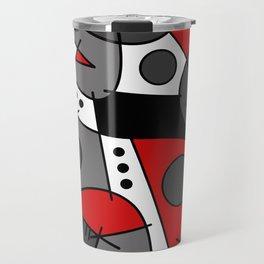 Harlequin #1 Travel Mug