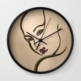 Illusion #1- That she is Wall Clock