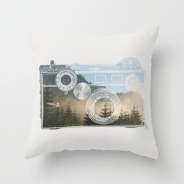 Nature Within Throw Pillow