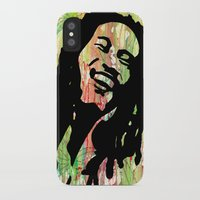 marley iPhone & iPod Cases featuring Marley by Katie Mont