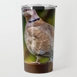 Collared Dove Travel Mug