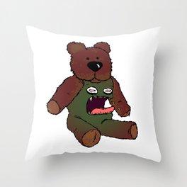 Sainte Ludivine Throw Pillow