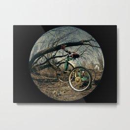Tricycle story 4 Metal Print
