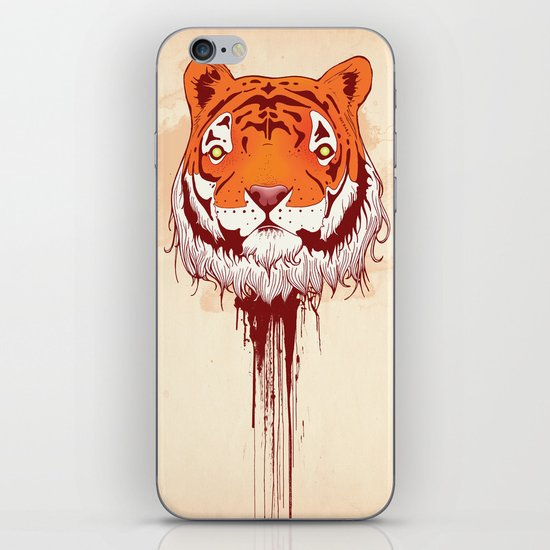 Man Eater  iPhone & iPod Skin