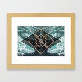 So Dramatic Framed Art Print