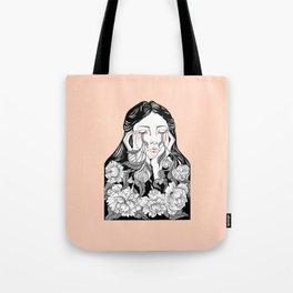 cry me a garden Tote Bag