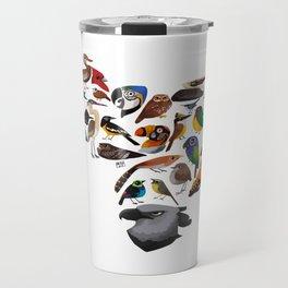 birds of Venezuela Travel Mug