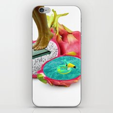 diving into summer iPhone & iPod Skin