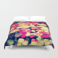 spires Duvet Covers featuring skyrt by Spires