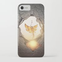 final fantasy iPhone & iPod Cases featuring final fantasy by Isabel Seliger