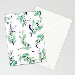 blazz studios: Spring Twigs Stationery Cards